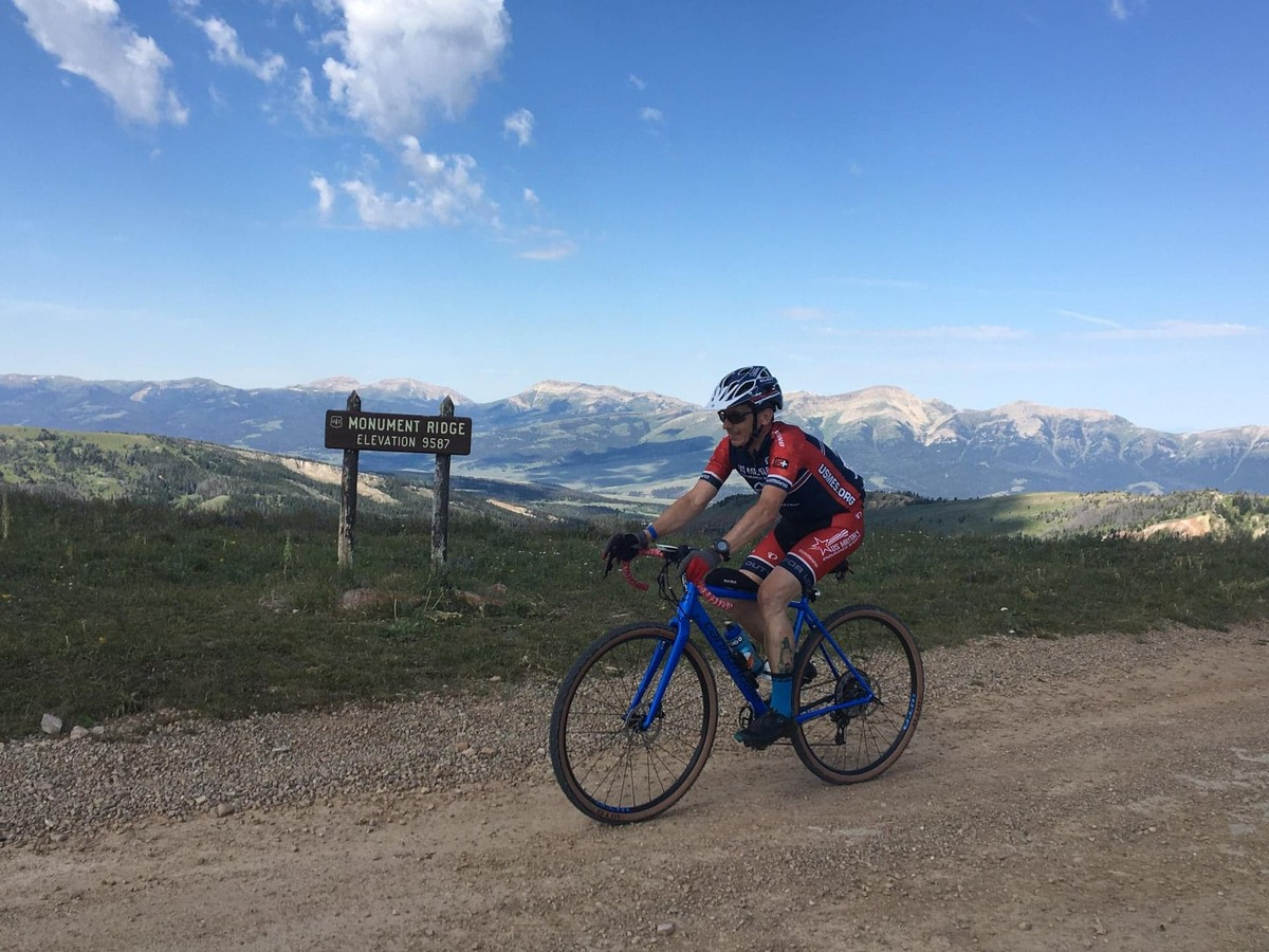 Tour de Gravelly, Greater Yellowstone Adventure Race Series, August 2019