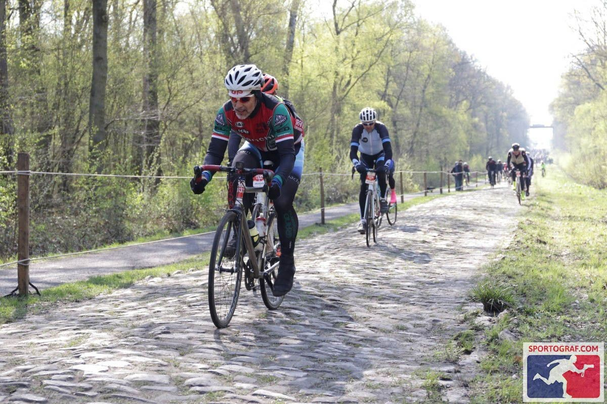 Paris Roubaix April 2019