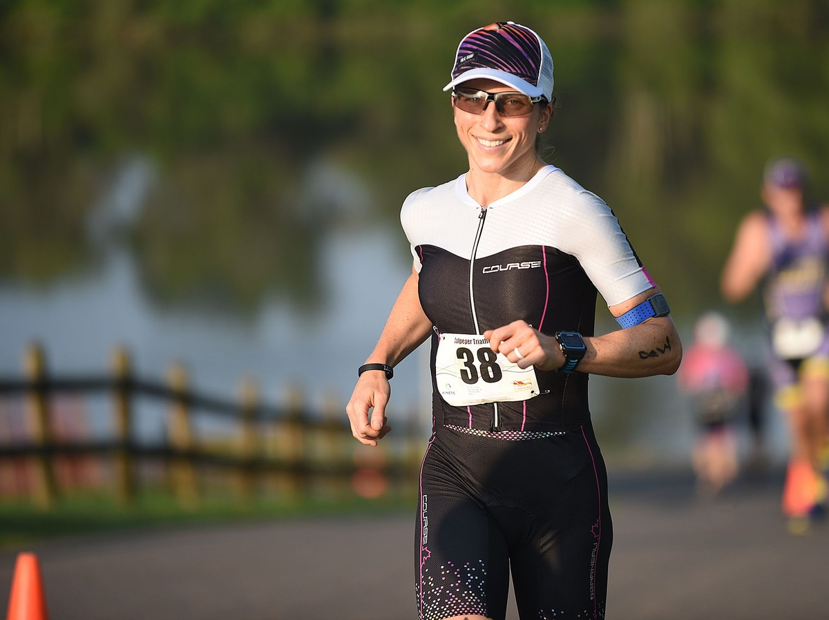 Culpepper duathlon run Aug 2018