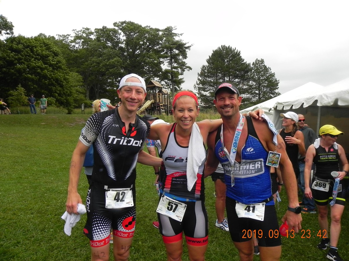 2019 Savageman 30 with Matt Sommer and Colleen LaFrance