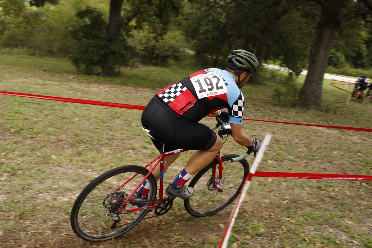 BSS Six Shooter CX Race
