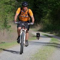 Riding the Ouachita Trail in AR