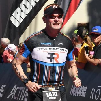 Completing Ironman 70.3 Waco 2018